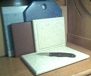 Corian Chopping Board