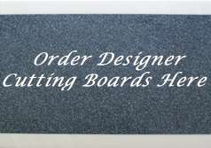 Designer Corian Cutting Boards