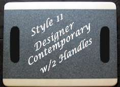 Designer Style 11 - Contempory w/2 Handles
